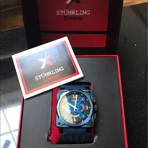 Stuhrling Original Other - Stuhrling extreme Swiss watch