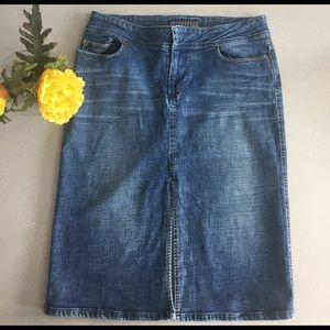 Joe's Jeans Dresses & Skirts - Joe's denim skirt