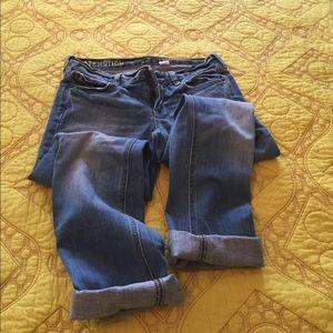 J.Crew Match stick jeans
