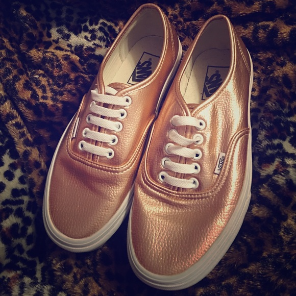 Vans Light Pink 52% off Vans Sh...