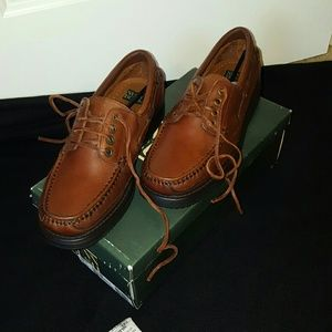 Nunn Bush Other - New with box, men's size 10 Brown Oxford shoes