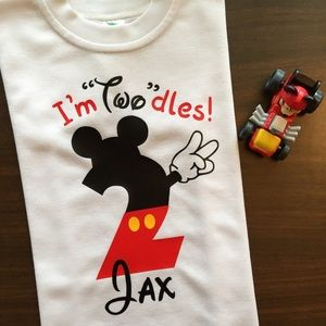 Other - I'm Twodles Birthday Tee