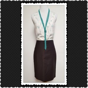 J. Crew Dresses & Skirts - J.Crew Black Pencil Skirt