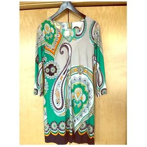 Ali Ro multicolor dress