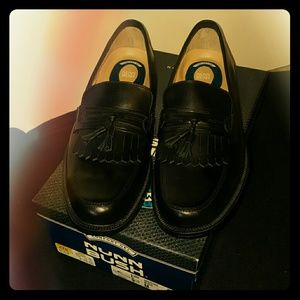 Nunn Bush Other - Nunn Bush Hartford black men's 9.5 Loafers New!!!!