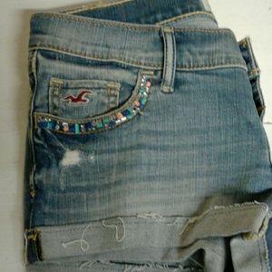 Hollister Pants - Peachy Keen Hollister Shorts