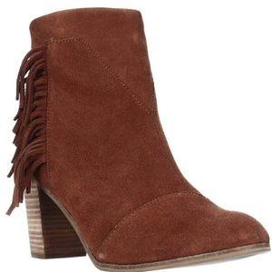 TOMS Shoes - NEW TOMs Fringe Heel Bootie
