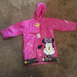 Other - Minnie Mouse Raincoat