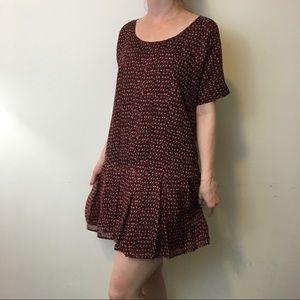 Madewell Dresses & Skirts - Broadway & Broome Madewell Silk Printed Dress