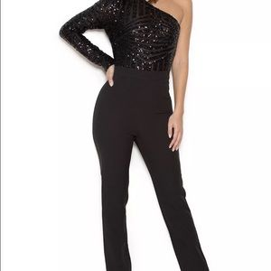 75f701d39d37 house of cb Other - XS House of CB Ambrea one Sleeve sequin jumpsuit