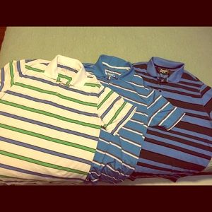 Nike Other - Lot of 3 Men's Nike Dri-Fit Polos Size XL