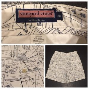 Vineyard Vines Other - Vineyard Vines Summer / Nautical Short 34W
