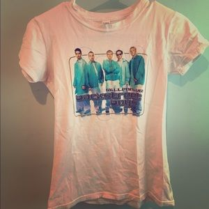 Tops - Vintage Backstreet Boys Tshirt
