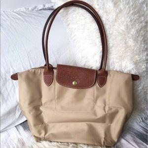 Longchamp Handbags - Longchamp 'Le Pliage' Tote Bag (Small)