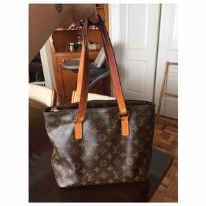 Handbags - ⭐️AUTHENTIC⭐️ Louis Vuitton Cabas Piano