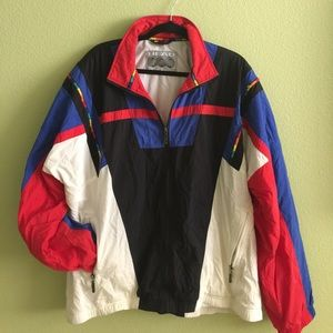 Vintage Other - Vintage 80s 90s HEAD Windbreaker Jacket - XL