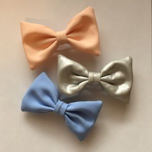 American Apparel Other - American Apperal Bows (4 colors available)