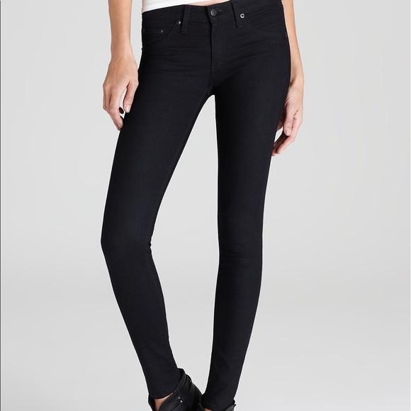 06dcb621ba9bf rag & bone Jeans | Rag Bone Jean Legging In Midnight | Poshmark