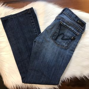 Citizens of Humanity Denim - Citizens of Humanity Kelly Stretch Bootcut Jeans