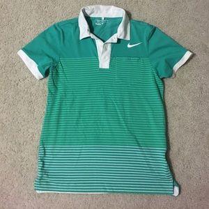 Nike Other - NWOT NIKE Men's Golf Dri-Fit Polo Shirt Green S