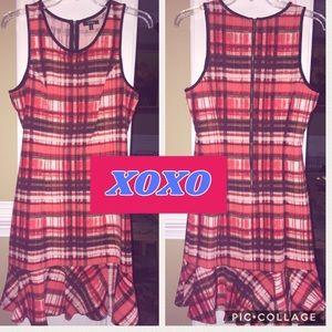 XOXO Dresses & Skirts - ✅SALE✅XOXO 2 PIECE DRESS & MATCHING BLOUSE✅