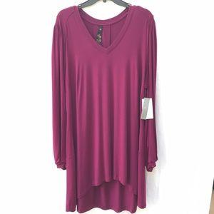 Melissa McCarthy Dresses & Skirts - Melissa McCarthy Shift Dress 1X Seven7 Tunic