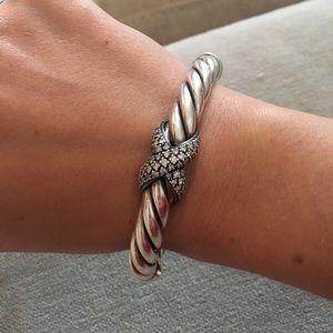 David Yurman Jewelry - DAVID YURMAN VINTAGE X COLLECTION BRACELET