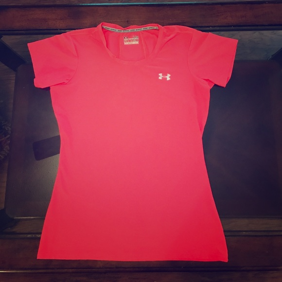 73 off under armour tops 1 day sale price nwot ua for Ua shirts on sale