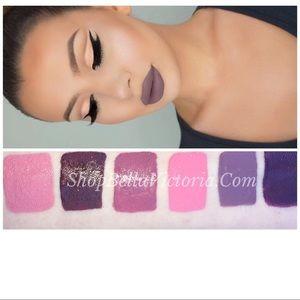 Okalan Other - Nude Series 6pc Vivid Matte Liquid Lipstick