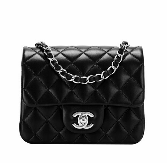 4eb7fd737318 Chanel Mini Square classic flap bag