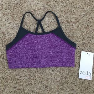 Zella Girl Other - Girls Sports Bra