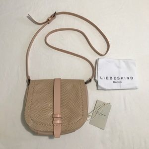 Liebeskind Handbags - Liebeskind crossbody small pink
