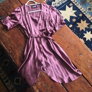Reformation Dresses & Skirts - Reformation silk wrap dress