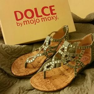 Mojo Moxy Shoes - Dolce by Mojo Moxy Sandals