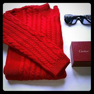 Dana Buchman Sweaters - Dana Buchman 100% cotton pullover  sweater