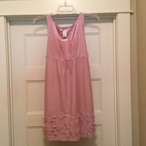 Max Studio fully lined Blush Pink Dress