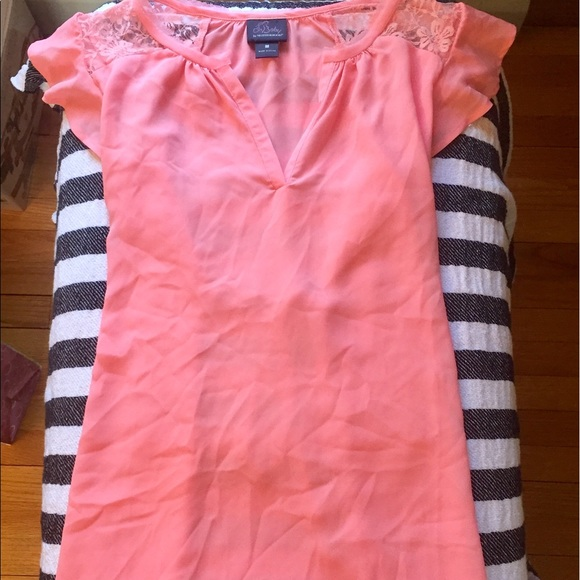 6875bae7f89 Lacie babydoll blouse 🍑