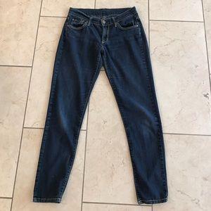 James Jeans Denim - James Jeans twiggy China doll jeans size 28