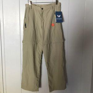 White Sierra Pants - 🏕REI hiking pants/shorts by White Sierra.