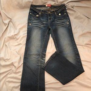 Apple Bottoms Denim - Apple bottom jeans 7/8