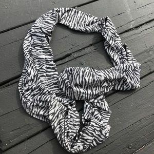 angel forever Other - Zebra Infiniti scarf