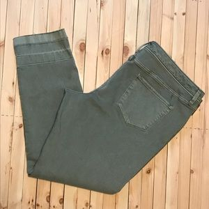 Mossimo Supply Co. Denim - NWT Mossimo Army Green Jeggings 18R
