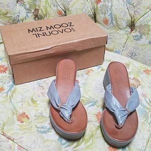 Miz Mooz Shoes - Miz Mooz Women's Burma Wedge Sandal