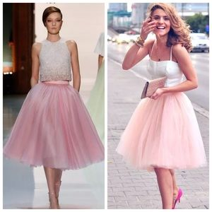 "Dresses & Skirts - 🆕 GET THE LOOK!! Pink Tulle Full Skirt 24""-40"""