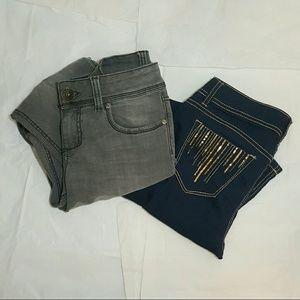 Lei Denim - Jean bundle size 9 Juniors
