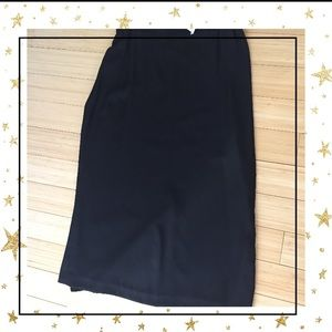 Dresses & Skirts - Black office skirt