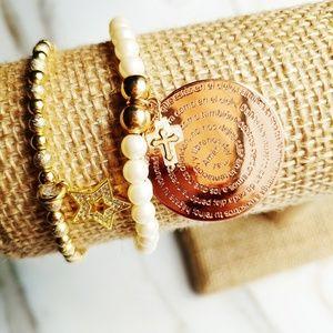 Jewelry - Dainty jewelry statement 18k rose gold bracelet