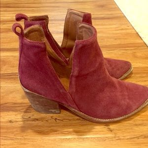 Jeffrey Campbell Shoes - Jeffrey Campbell Cromwell Western cutout booties