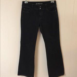 Pleasant Victorias Secret Jeans Boot Cut On Poshmark Short Hairstyles For Black Women Fulllsitofus