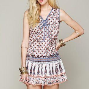 Jen's Pirate Booty Dresses & Skirts - Jen's Pirate Booty FP Coachella Mini Dress